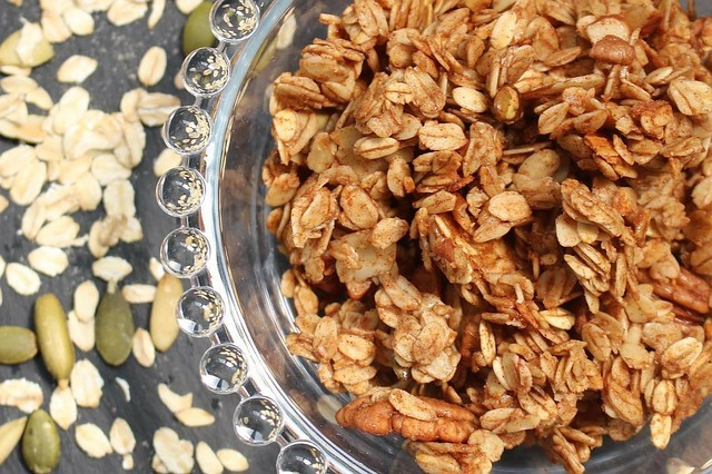 Pantry Revamp Yes its another granola recipe