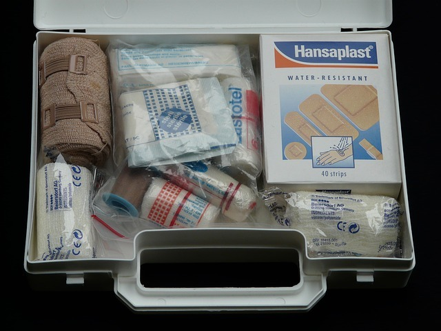 Stocking Your Family First Aid Kit
